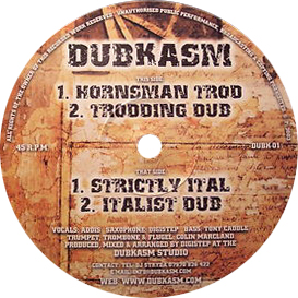 DUBKASM / HORNSMAN TROD / STRICTLY ITAL